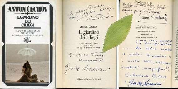 Album dei ricordi archivi ristorante rosa camogliristorante rosa camogli dal 1949 cucina - Il giardino dei ciliegi ...