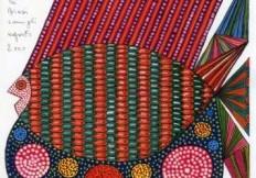 2000__mario_de_biasi_grande_fotografo_disegna_un_coloratissimo_pesce_per_noi